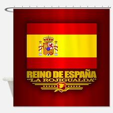 Espana (v15) Shower Curtain