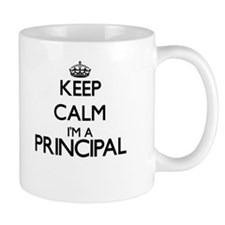 Keep calm I'm a Principal Mugs