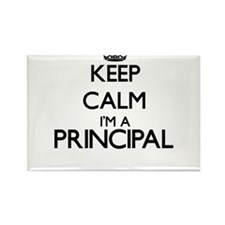 Keep calm I'm a Principal Magnets