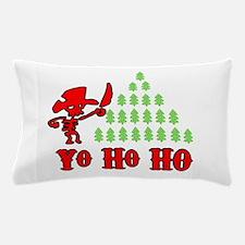 Yo Ho Ho Pillow Case