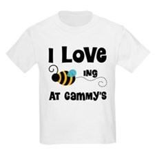 Beeing At Gammy's T-Shirt