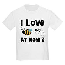 Beeing At Noni's T-Shirt