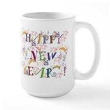Happy New Year! Mugs