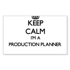 Keep calm I'm a Production Planner Decal