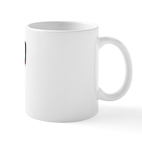 No Mondays 3 Mug
