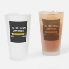 original computer Drinking Glass