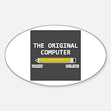 original computer Decal