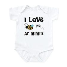Beeing At Mimi's Infant Bodysuit