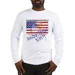 American Eagle US NAVY Long Sleeve T-Shirt