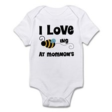 Beeing At MomMom's Infant Bodysuit