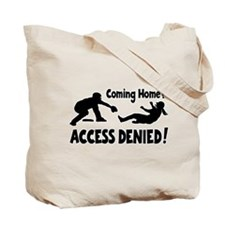 ACCESS DENIED (2-sided) Tote Bag
