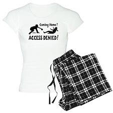 ACCESS DENIED Pajamas