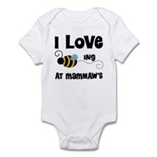 Beeing At Mammaw's Infant Bodysuit
