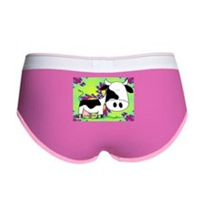 Cosmic Cow! Women's Boy Brief