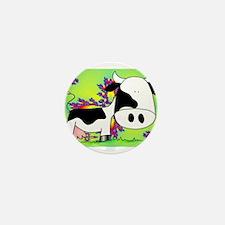 Cosmic Cow! Mini Button
