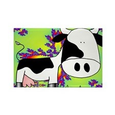 Cosmic Cow! Magnets