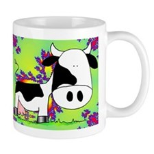 Cosmic Cow! Mugs