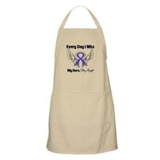 Pancreatic Cancer Miss Hero Apron