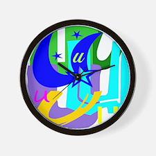 Initial Design (U) Wall Clock