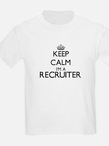 Keep calm I'm a Recruiter T-Shirt