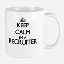 Keep calm I'm a Recruiter Mugs