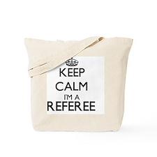 Keep calm I'm a Referee Tote Bag