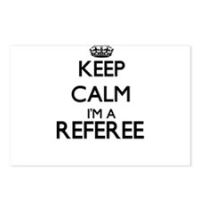 Keep calm I'm a Referee Postcards (Package of 8)