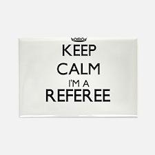 Keep calm I'm a Referee Magnets