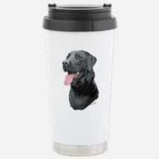 Labrador Retriever (bla Stainless Steel Travel Mug