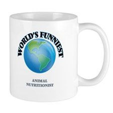 World's Funniest Animal Nutritionist Mugs