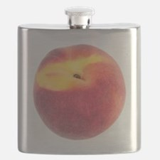 Single Smooth Peach Flask