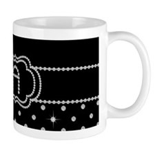 Diamond Initials: A Mug Mugs