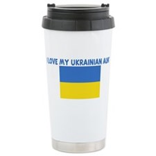 Cute I love countries Travel Mug