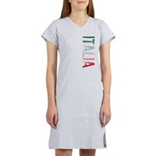 co-stamp02-italia.png Women's Nightshirt