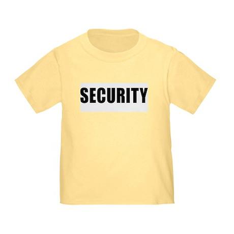SECURITY baby/Toddler T-Shirt