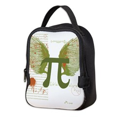 Pi Art Neoprene Lunch Bag