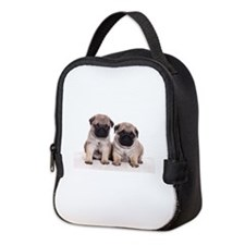 Pug Neoprene Lunch Bag