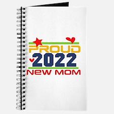 2017 Proud New Mom Journal