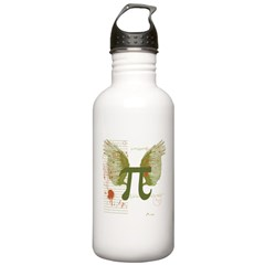 Pi Art Stainless Water Bottle 1.0L