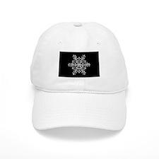 DIAMOND SNOWFLAKE Baseball Cap