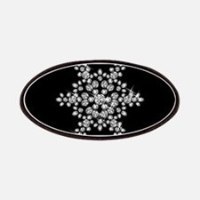 DIAMOND SNOWFLAKE Patches