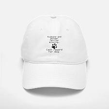 Husband And Border Terrier Missing Baseball Baseball Baseball Cap