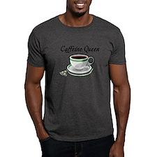 Caffeine Queen T-Shirt