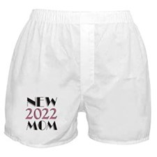 2015 New Mom Boxer Shorts
