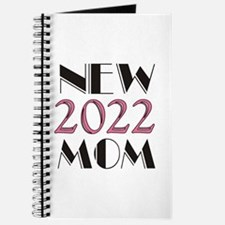 2016 New Mom Journal