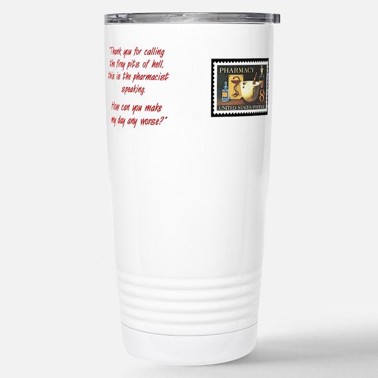 Cute Collecting Travel Mug