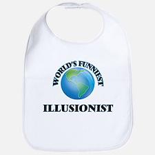 World's Funniest Illusionist Bib