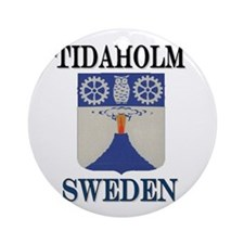 The Tidaholm Store Ornament (Round)