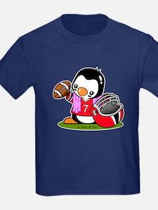 Football Penguin T