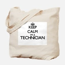 Keep calm I'm a Technician Tote Bag